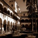 San Francisco monastery and museum, Centro Historico, Quito, Ecuador
