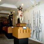 Crucifixion, San Francisco monastery and museum, Centro Historico, Quito, Ecuador