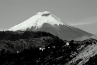 Mt. Cotopaxi, Ecuador, South America