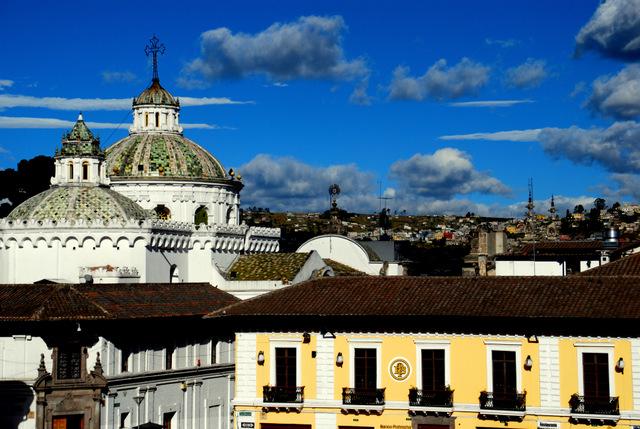 Centro Historico, Quito, Ecuador