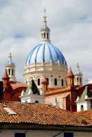 Cathedral of the Immaculate Conception, Cuenca, Ecuador