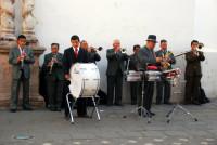 Street music, Cuenca, Ecuador