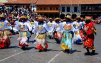 Cultural festival, Cusco, Peru