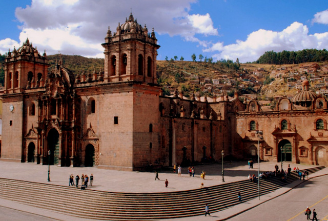 Santo Domingo cathedral, Cusco, Peru