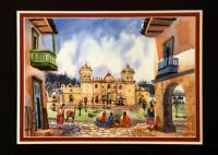 Cusco print