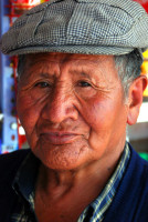 Faces of Peru