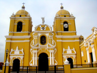 Trujillo cathedral, Peru