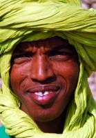Fulani man, village of Senossa, Mali, Africa