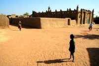 Fulani village of Senossa, Mali, Africa