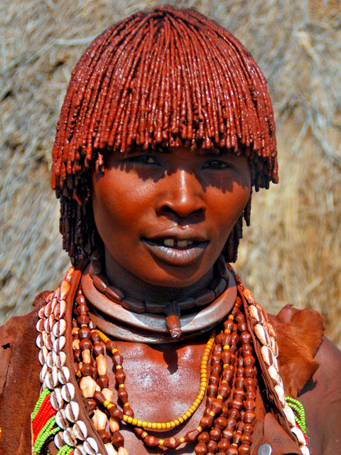 Hamer tribe, Lower Omo...