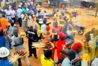 Fort Portal market, Uganda, Africa