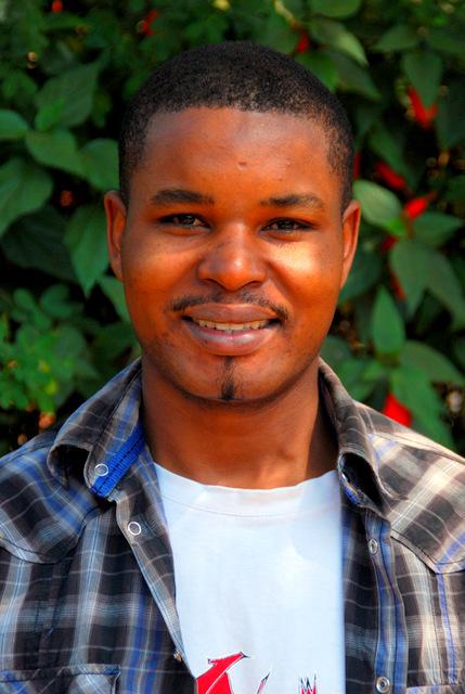 Patrick, genocide survivor, Kigali, Rwanda, Africa